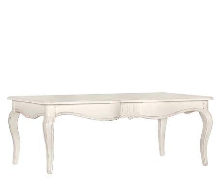 Konferenčný stolík AMELIE blanc