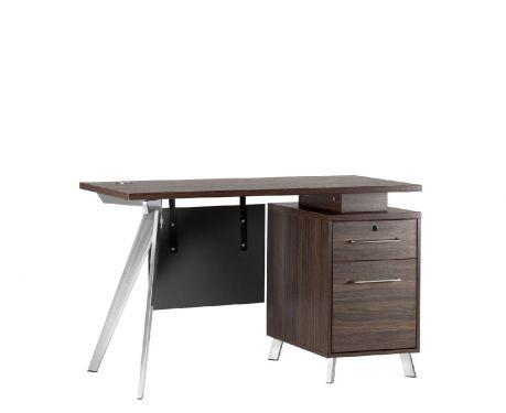 Písací stôl + kontajner PLATINUM 12A 120 cm
