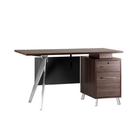 Písací stôl + kontajner PLATINUM 14A 140 cm