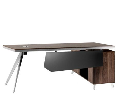 Písací stôl + komoda PLATINUM 20C 200 cm