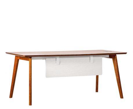 Moderný kancelársky stôl EVOLUTIO A609B 180x85