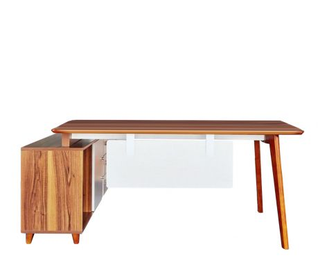 Moderný písací stôl + komoda EVOLUTIO A609 160 cm