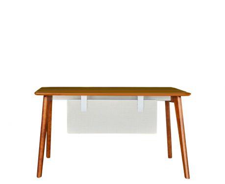 Moderný kancelársky stôl EVOLUTIO A609B 140x70