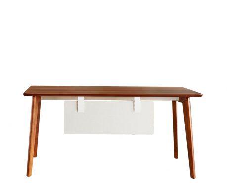 Moderný kancelársky stôl EVOLUTIO A609B 160x80