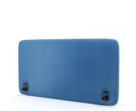 Akustický panel pre písací stôl 120x60 modrá