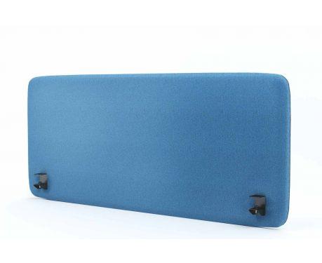 Akustický panel pre písací stôl 140x60 modrá