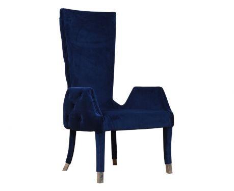 Stolička BLUE VELVET I