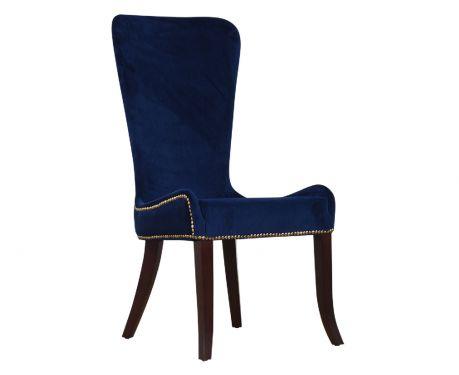 Stolička BLUE VELVET II