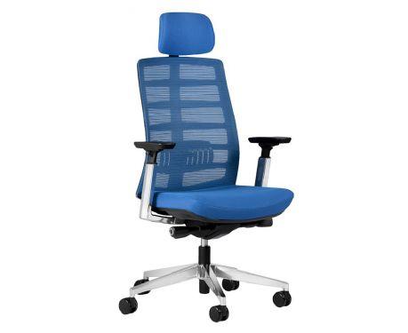 Kancelárske kreslo ECLIPTIC modré