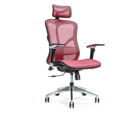 Ergonomické kancelárske kreslo ERGO 500 červené