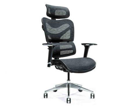 Ergonomické kancelárske kreslo ERGO 600 čierne