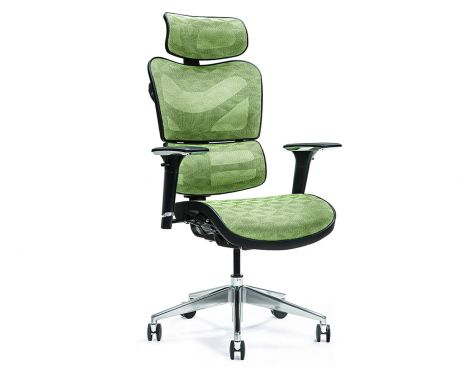 Ergonomické kancelárske kreslo ERGO 600 zelené