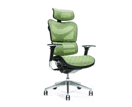 Ergonomické kancelárske kreslo ERGO 700 zelené