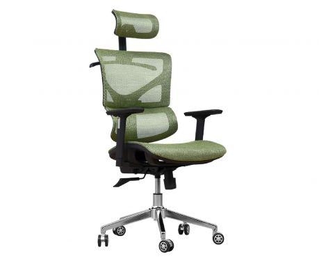 Kancelárske kreslo ERGO 400 zelené