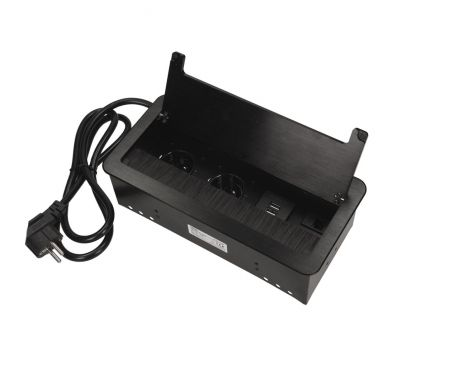 Zapustená zásuvka OR-AE-13125/B