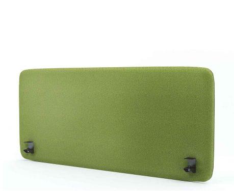 Akustický panel pre písací stôl 140x60 olivová