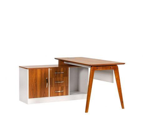 Písací stôl + komoda EVOLUTIO A909B 140 cm
