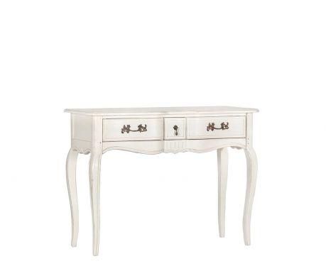 Konzolový stolík LILOU blanc