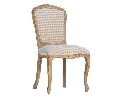 Stolička LEILA beige