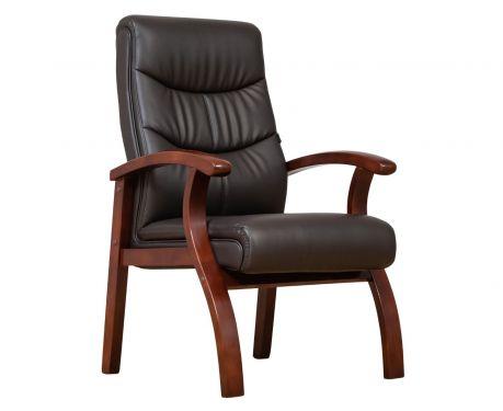 Kancelárska stolička COMFORTE hnedá