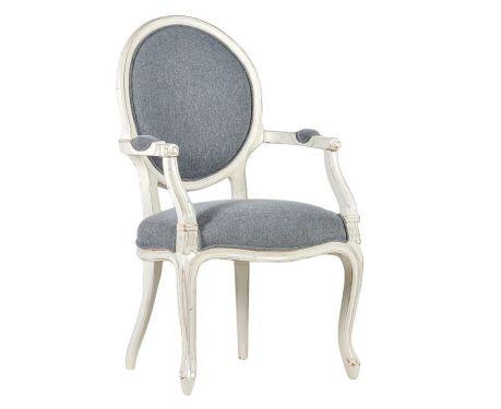 Stolička MARISSA blanc