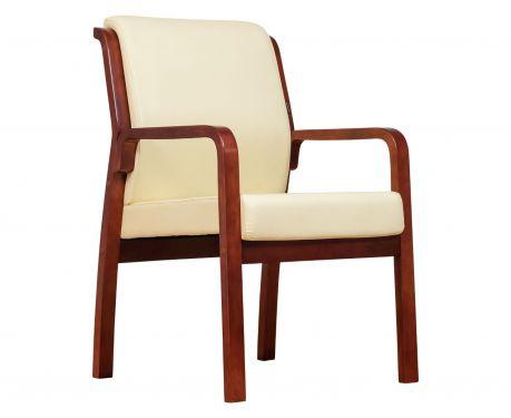 Kancelárska stolička MEETING krémová