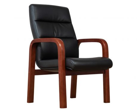Kancelárska stolička PROGRESS čierna