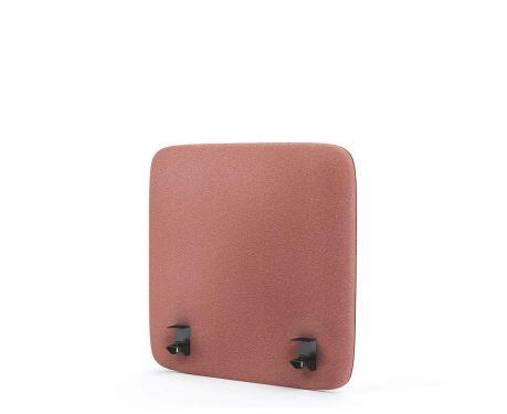 Akustický panel pre písací stôl 60x60 ružová