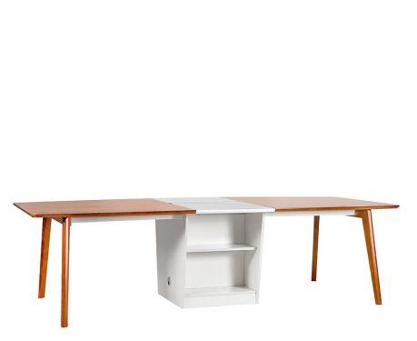 Moderný konferenčný stôl EVOLUTIO E202 280 cm