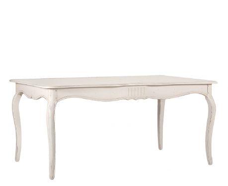 Stôl GINEVRA blanc