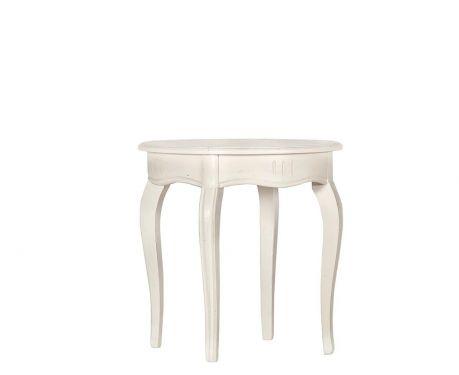 Konferenčný stolík COLETTE blanc