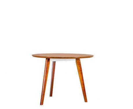Moderný okrúhly stolík EVOLUTIO F02 80 cm
