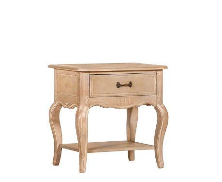 Nočný stolík SOPHIE beige