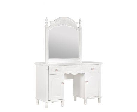 Toaletný stolík so zrkadlom VICTORIA 893