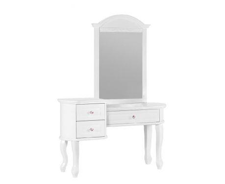 Toaletný stolík so zrkadlom VICTORIA 806