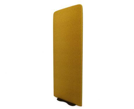 Samostatne stojaci akustický panel 160x60 okrová
